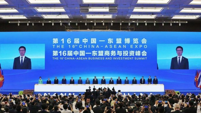 China-ASEAN Expo opens in south China 2019