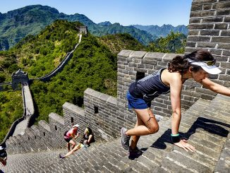 Great wall marathon Top 6 Sports Events in China