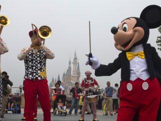 Shanghai Disney 10 million visitors