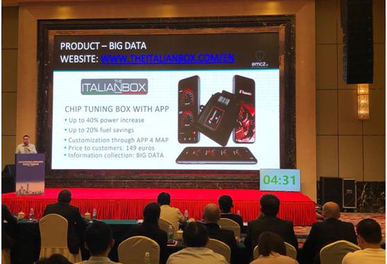 Sino-Italian start-up Yancheng 2019