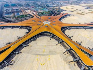 massive airport opens in Beijing 2019