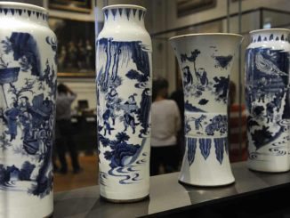 China and Vatican to exchange artworks
